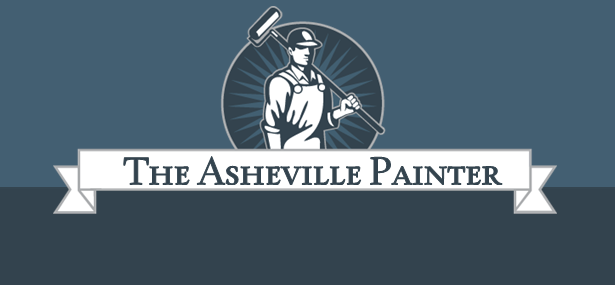 The Asheville Painter Logo